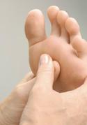 Fußreflextone, alternative heilmethoden, Heiltherapie